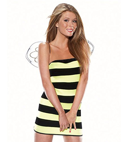 Bumble Bee Costume with Wings -