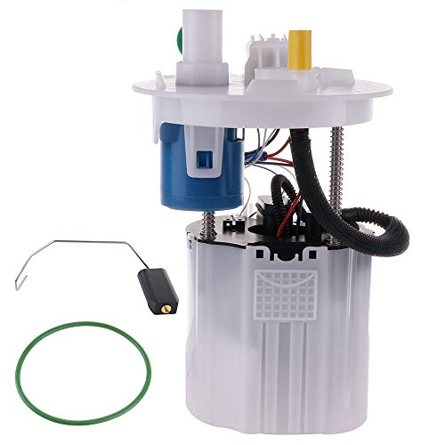 ECCPP Electric Fuel Pump Module Assembly w/Sending Unit Replacement for Chevrolet Chevy Sonic 2012 2013 2014 2015 L41.4L1.8L E4056M