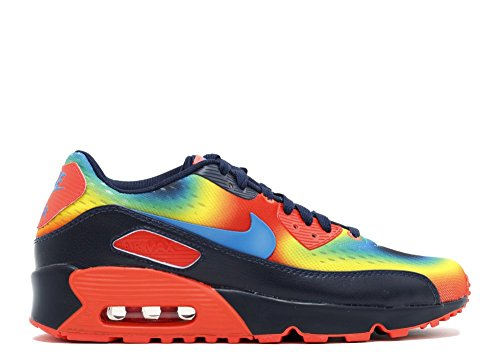 Nike Obsdn/Pht Bl-Brght Crmsn-Vlt, Zapatillas de Deporte para Niños Azul (Obsdn / Pht Bl-Brght Crmsn-Vlt)