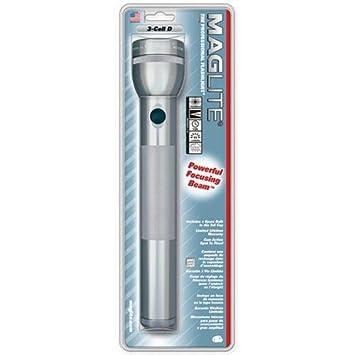 MAGLITE S3D096 45-Lumen Flashight Gray consumer electronics