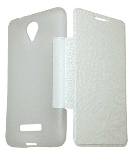 RRTBZ Flip Cover for Micromax Canvas 5 E481  White