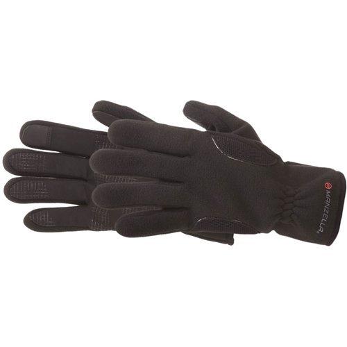 Manzella Men's Tempest Windstopper Touch Tip Gloves, Black, Medium