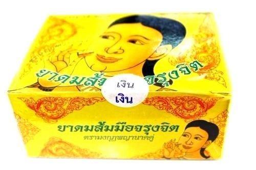 12 Piece Jarungjit Ancient Nasal Inhaler Herbal Relief Dizziness Faint Sinus by Jarungjit 12 Piece / packs (Image #2)