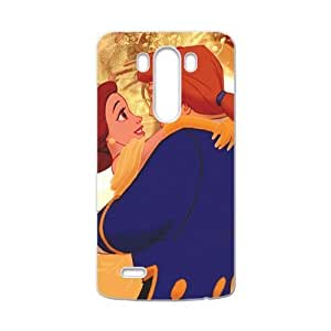 Beauty and the Beast Cell Phone Case for LG G3