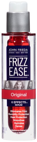 John Frieda Frizz-Ease Original Serum, 1.69 Ounces