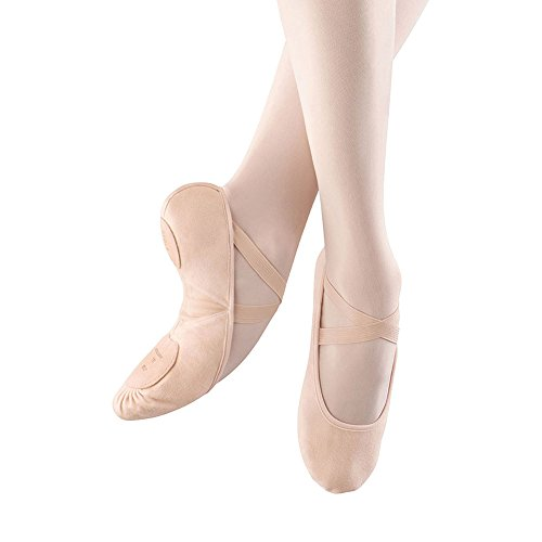 Bloch Dance Women's Pro Arch Dance Shoe, Pink, 5.5 B US