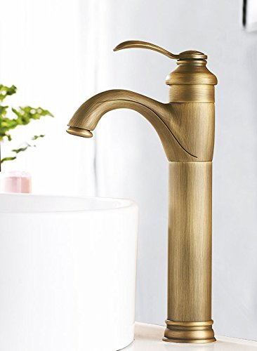 AWXJX Mixer Water Tap copper European style Hot and cold Wash your face