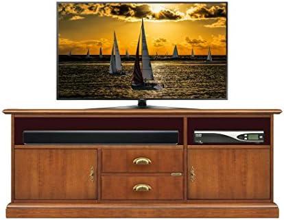 Mueble de TV para barra de sonido 150 cm, armario TV con espacio ...