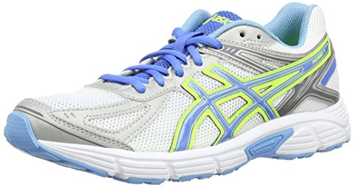 Silver Blue Damen Training 141 Asics Powder Patriot White Weiß Laufschuhe 7 zxA4qF