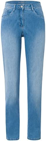 BRAX Damen Style Mary Sport Slim Jeans, Used, W36 / L32 (Herstellergröße: 46)