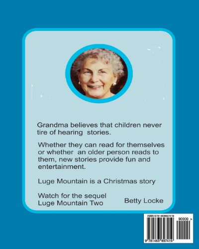 Luge Mountain: A happy story about Christmas