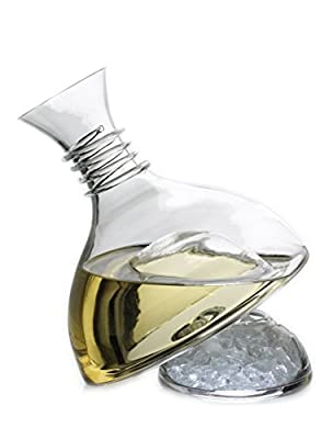 VinoLife 8103 Bellina White Wine Decanter 1 lt.