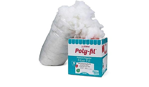 Fairfield PF-5 Poly-Fil Premium Fiber 1 Pack