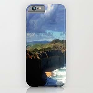 Society6 - Australian Headlands iPhone 6 Case by Chris' Landscape Images Of Australia