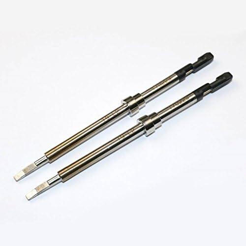 Hakko T15-D32 Tip Chisel 3.2 x 5mm for FM-2021//FM-2027//FM-203//FM-204//FM-205//FM-2