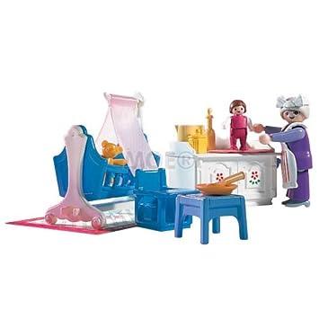 Delicieux Playmobil 5313 Kinderzimmer Der Nostalgie Villa