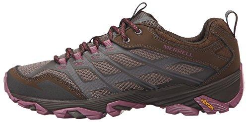 mujeres de zapatos Senderismo Roca Moab las Merrell FST de qvwBIW