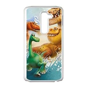 LG G2 cell phone cases White Good Dinosaur fashion phone cases TGH880659
