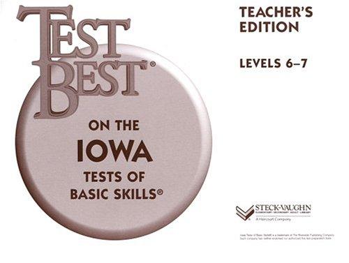 Test Best ITBS: Teacher