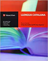 Llengua Catalana+solucionari.cicles Formatius Fp