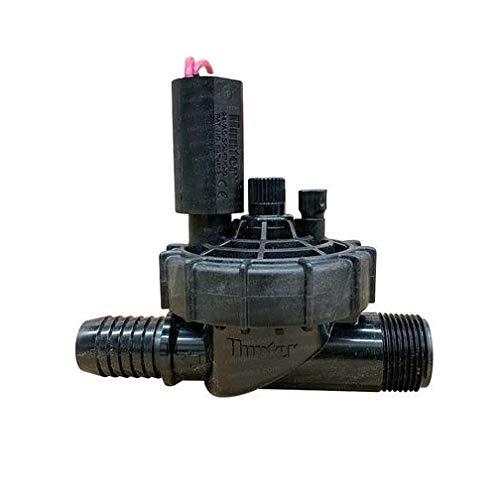 Hunter Sprinkler PGV101JTMB PGV Series Jar Top 1-Inch Globe Male by Barb Valve with Flow Control