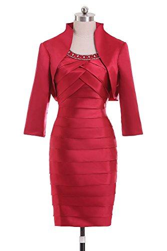 TOSKANA BRAUT - Vestido - Estuche - para mujer 160622