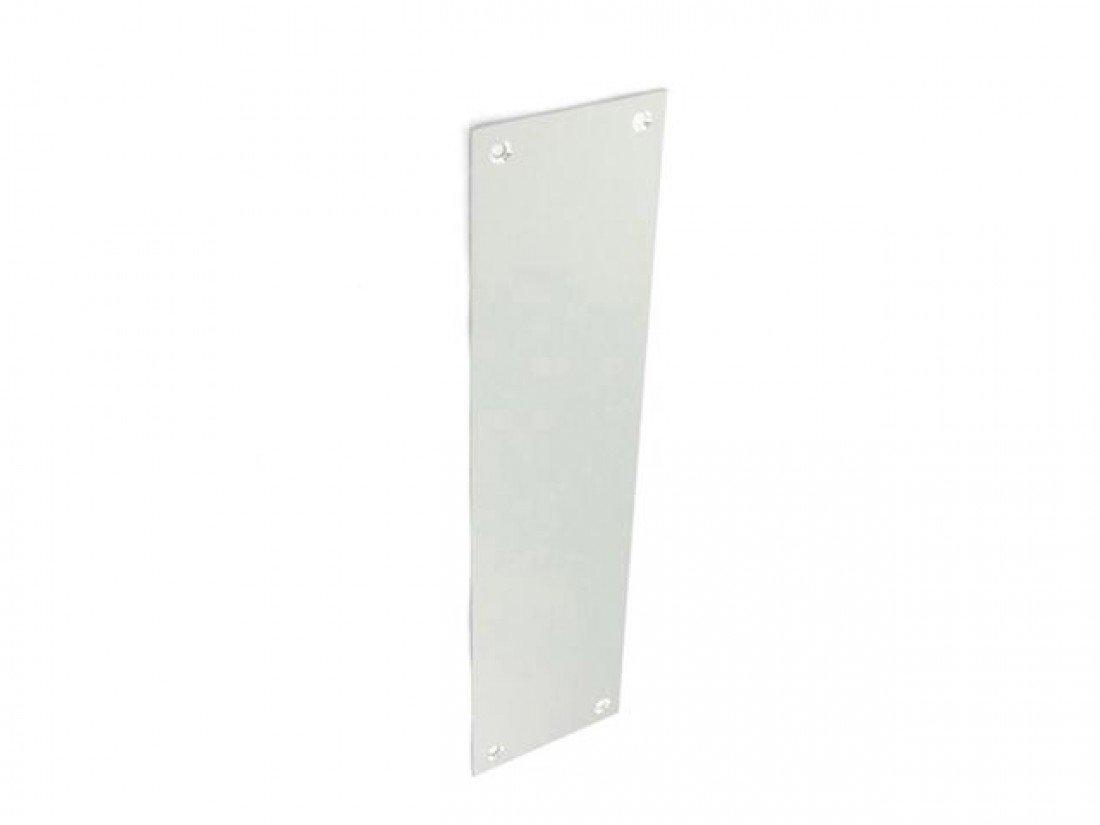 Securit - Aluminio dedo placa de saté n - 300mm