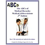 ABCs of Medical Records : Medical Abbreviations, Iyer, Patricia Weiser, 0977340422