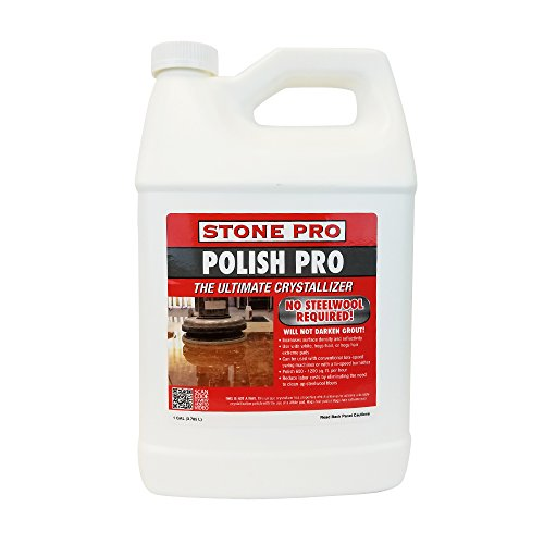 Stone Pro Polish Pro - The Ultimate Crystallizer - 1 ()