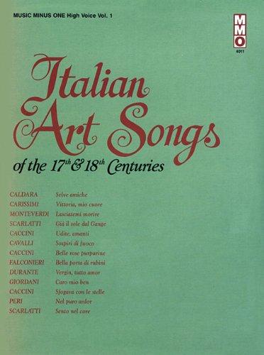 italian art songs - 9