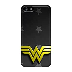 Cute Wonder Woman Logo High Quality For HTC One M9 Phone Case Cover
