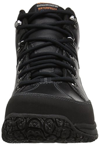 Dunham Mens Lawrence Boot Svart ...