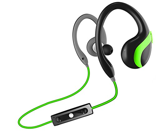Miraclears S6 Wireless Bluetooth 4.1 Stereo Sport Headphone Voice Control Earphone Original Headset With MIC Auricular