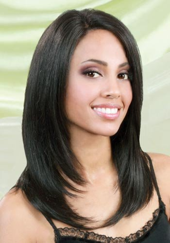 Midway BOBBI BOSS Human Lace Front Wig MHLF-B - Color #4/...
