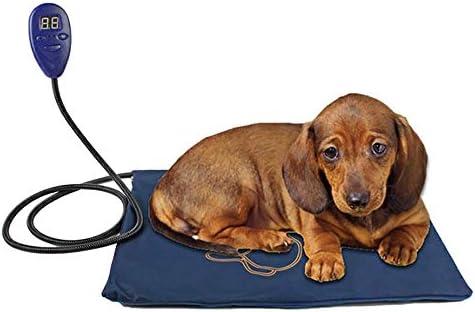 猫と犬の供給に適したペット電気毛布防水とスクラッチ耐性の一定温度の加熱パッド50cm * 50cm