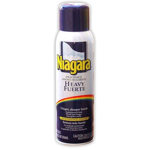 Niagara Spray Starch Aerosol (Set of 12) by Phoenix