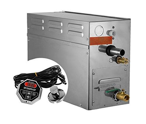 Buy Cheap TOTOOL 7KW Steam Shower Generator with Waterproof Programmable Controls Sauna Bath Steamer...