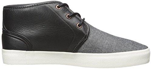 Aldo Heren Fernie Fashion Sneaker Zwart Leer