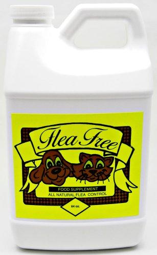 Flea Free Food Supplement-64oz-, My Pet Supplies