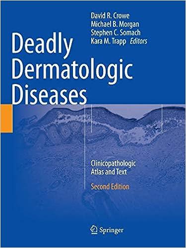 Deadly Dermatologic Diseases: Clinicopathologic Atlas and