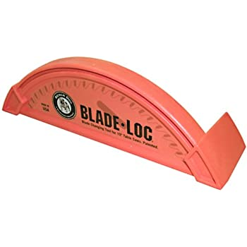 Bench Dog 10-001 Table Saw Blade-Loc