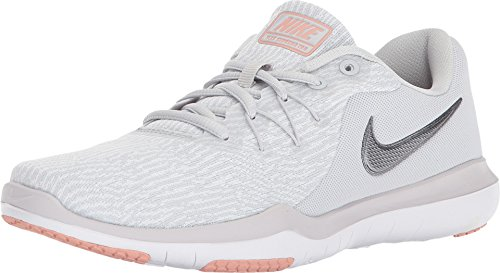 Nike Flex Supreme TR 6 Women's Running Shoes 909014 016 (9 B US) (Flat Shoe Laces Nike)