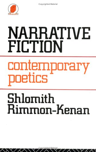 Narrative Fiction: Contemporary Poetics (New (Tucker Accents)
