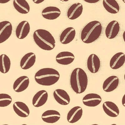 Brown-Coffee-Bean-Edible-Chocolate-Transfer-Sheet