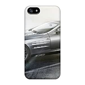 Series Skin Case Cover For Iphone 5/5s(2009 Mercedes Benz Slr Mclaren Roadster)