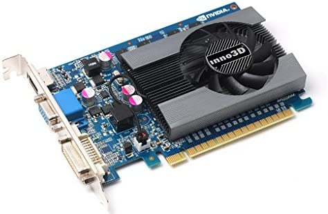 Inno3D GeForce GT 730 4GB GDDR3 - Tarjeta gráfica (GeForce ...
