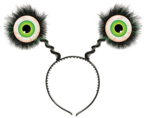 [dolly2u Eyeball Boppers (Green) Case Pack 12] (Board Game Halloween Costumes Diy)