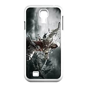 SamSung Galaxy S4 9500 phone cases White Assassins Creed cell phone cases Beautiful gifts LAYS9818408