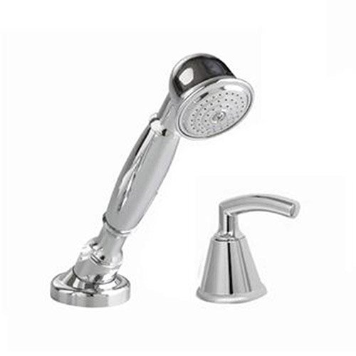 American Standard T038990.002 Tropic Diverter and Personal Shower Trim Kit with Shower and Holder, Polished Chrome