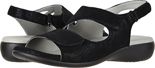 (David Tate Women's Lilly Black Cosmo 9 D)